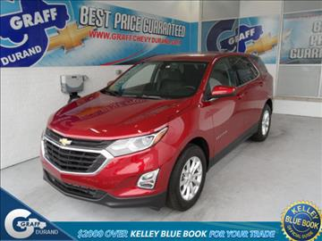 2018 Chevrolet Equinox for sale in Durand, MI