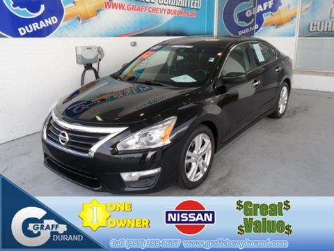 2013 Nissan Altima for sale in Durand, MI