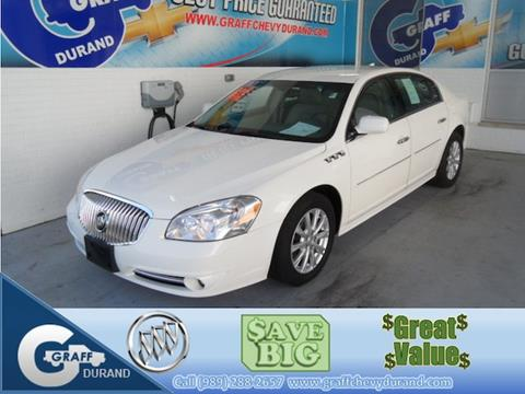 2011 Buick Lucerne for sale in Durand, MI