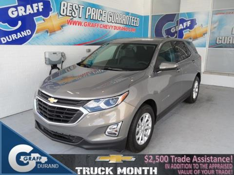 2018 Chevrolet Equinox for sale in Durand, MI