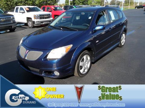 2007 Pontiac Vibe for sale in Durand, MI