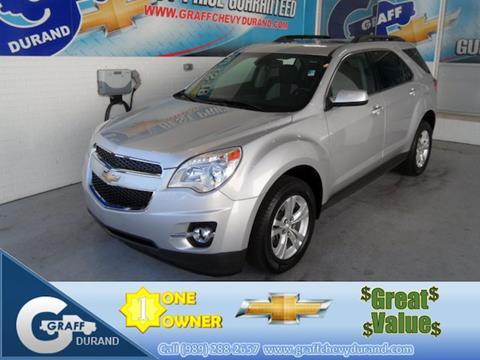 2014 Chevrolet Equinox for sale in Durand, MI