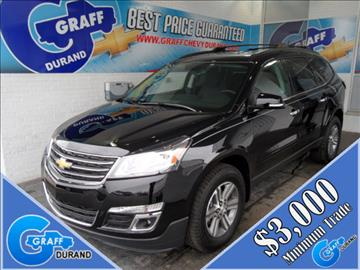 2017 Chevrolet Traverse for sale in Durand, MI