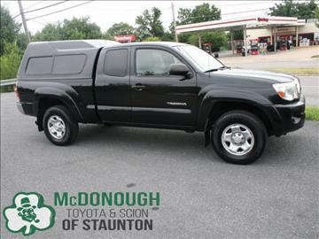 2005 Toyota Tacoma for sale in Staunton, VA