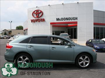 2009 Toyota Venza for sale in Staunton, VA
