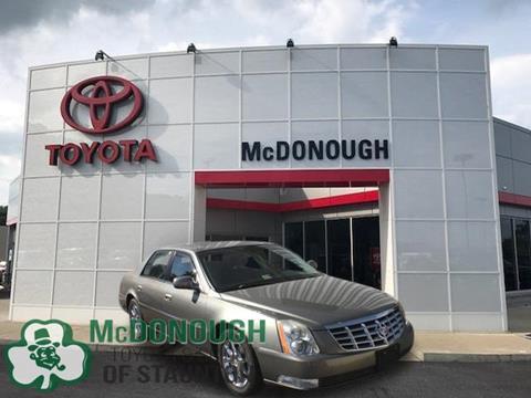 2010 Cadillac DTS for sale in Staunton, VA