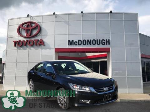 2014 Honda Accord for sale in Staunton, VA