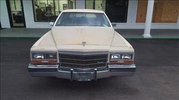 1989 Cadillac Brougham for sale in Montgomery, AL