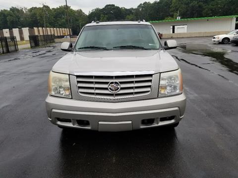 2005 Cadillac Escalade EXT for sale in Montgomery, AL