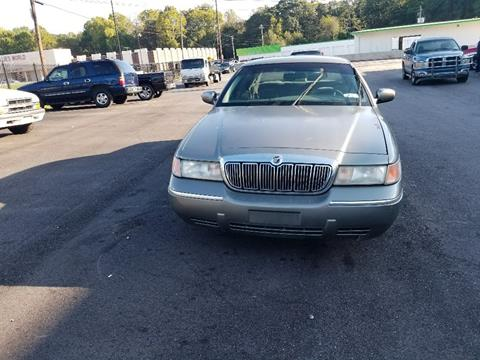 Mercury Grand Marquis For Sale in Alabama  Carsforsalecom