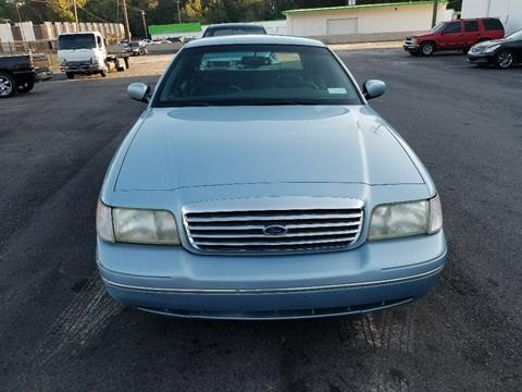 1999 Ford Crown Victoria for sale in Montgomery, AL