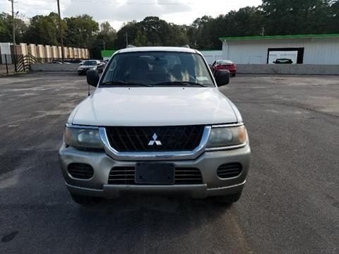 2002 Mitsubishi Montero Sport for sale in Montgomery, AL
