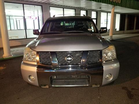2006 Nissan Armada for sale in Montgomery, AL