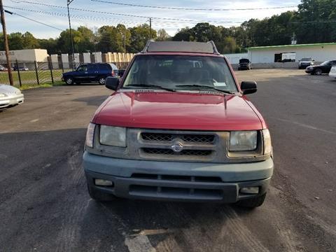 2001 Nissan Xterra for sale in Montgomery, AL