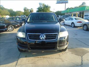 2006 Volkswagen Touareg for sale in Savannah, GA