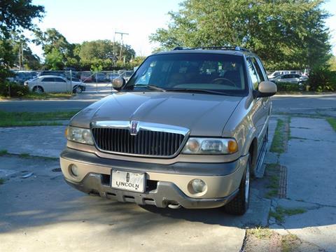 1998 Lincoln Navigator for sale in Savannah, GA