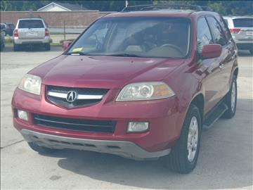 2004 Acura MDX for sale in Savannah, GA