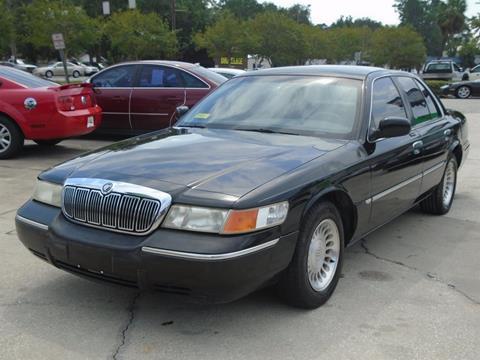 2002 Mercury Grand Marquis for sale in Savannah, GA