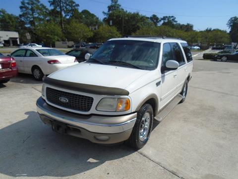 2002 Ford Expedition for sale in Savannah, GA