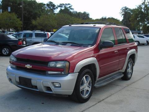 2005 Chevrolet TrailBlazer for sale in Savannah, GA