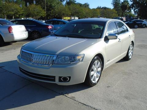 2008 Lincoln MKZ for sale in Savannah, GA
