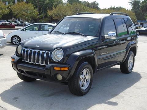 2002 Jeep Liberty for sale in Savannah, GA