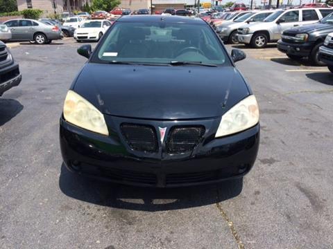 Pontiac g6 for sale in alabama for Southtown motors hoover al