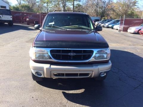 1999 Ford Explorer for sale in Birmingham, AL