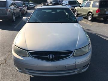 2001 Toyota Camry Solara for sale in Chamblee, GA
