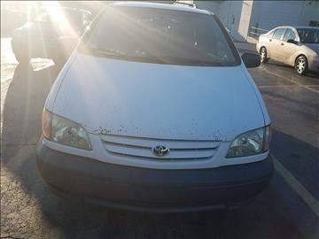 2001 Toyota Sienna for sale in Chamblee, GA