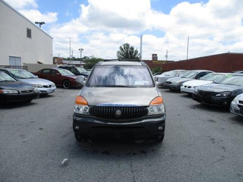 2002 Buick Rendezvous for sale in Columbus, GA