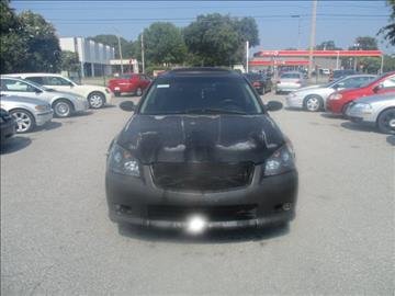 2006 Nissan Altima for sale in Columbus, GA