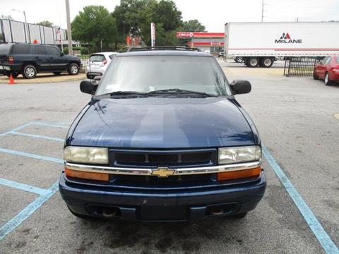 2004 Chevrolet Blazer for sale in Columbus, GA