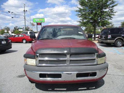 1997 Dodge Ram Pickup 1500 for sale in Columbus, GA