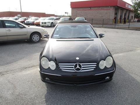 2005 Mercedes-Benz CLK for sale in Columbus, GA