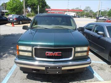 1998 GMC Suburban for sale in Columbus, GA