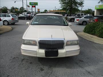 1995 Lincoln Town Car for sale in Columbus, GA
