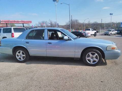 2007 Mercury Grand Marquis for sale in Fort Worth, TX