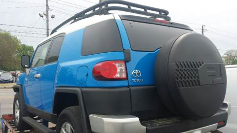 2007 Toyota FJ Cruiser for sale in Indianapolis, IN