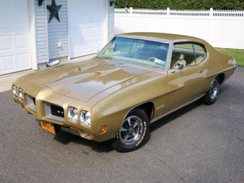 1970 Pontiac GTO for sale in Burien, WA