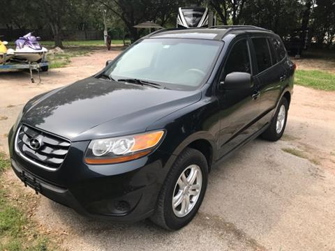 2011 Hyundai Santa Fe for sale in Houston, TX