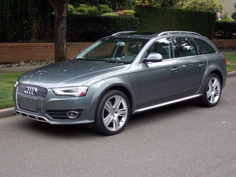 2013 Audi Allroad for sale in Portland, OR