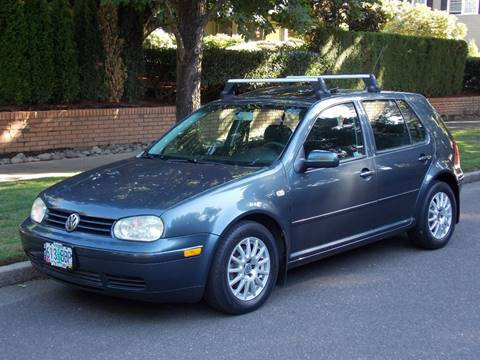 2004 Volkswagen Golf for sale in Portland, OR