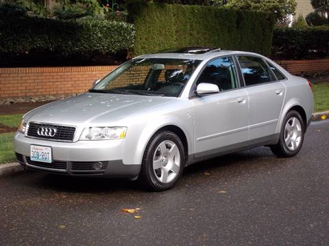2004 Audi A4 for sale in Portland, OR