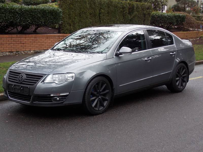 2006 volkswagen passat 3 6 4motion in portland or jb. Black Bedroom Furniture Sets. Home Design Ideas