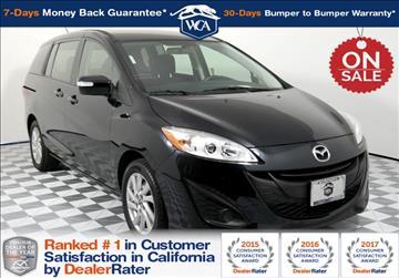 2015 Mazda MAZDA5 for sale in Montclair, CA