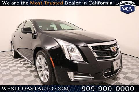 2017 Cadillac XTS for sale in Montclair, CA