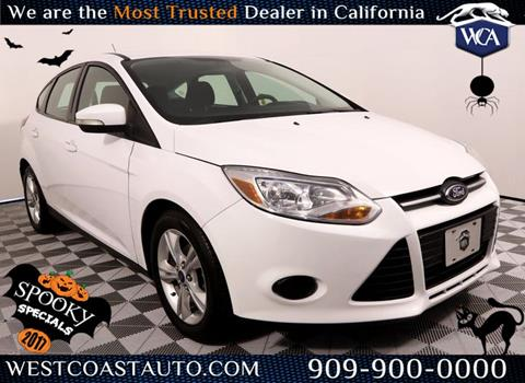 2014 Ford Focus for sale in Montclair, CA