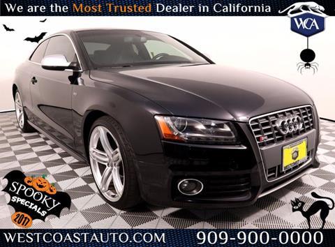 2011 Audi S5 for sale in Montclair, CA