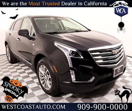 2017 Cadillac XT5 for sale in Montclair, CA